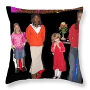Charm Class Toltec Tavern Toltec Arizona 2005-2012 Throw Pillow
