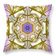 Charming Intuition Throw Pillow by Derek Gedney