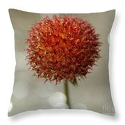 Charming Weed Throw Pillow