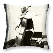 Charnett On Film Throw Pillow