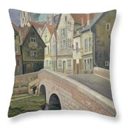 Chartres Throw Pillow