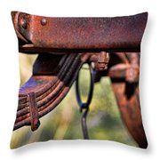 Chassis I Throw Pillow