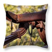 Chassis II Throw Pillow