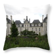 Chateau Cheverney  Throw Pillow