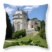Chateauneuf-sur-loire Throw Pillow