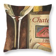 Chateux 1965 Throw Pillow