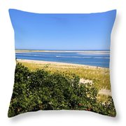Chatham Beach Throw Pillow