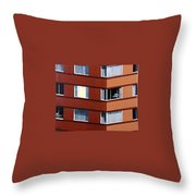 Chatrooms Throw Pillow