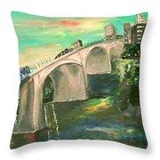 Chattanooga Throw Pillow