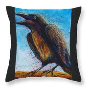 Chatty Cathy Throw Pillow