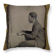 Chauncy H Throw Pillow