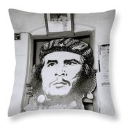 Che The Revolutionary Throw Pillow