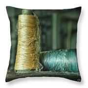 Cheap Threads Throw Pillow