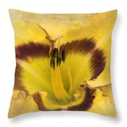 Cheerfully Yours Throw Pillow