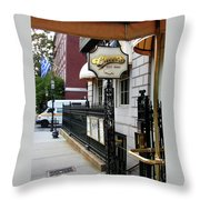 Cheers Throw Pillow by Paul Mashburn