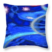 Cheers To A New Year Throw Pillow