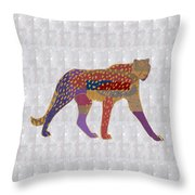 Cheetah Showcasing Navinjoshi Gallery Art Icons Buy Faa Products Or Download For Self Printing  Navi Throw Pillow