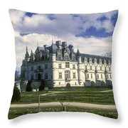 Chenonceaux Throw Pillow
