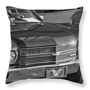 Chevelle Throw Pillow