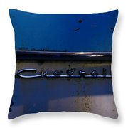 Chevrolet 2 Throw Pillow