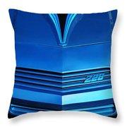 Chevrolet Camaro Z28 Throw Pillow