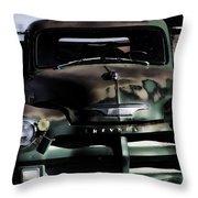 Chevrolet Truck Throw Pillow