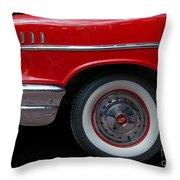 Chevy Bel Air - Sf Throw Pillow