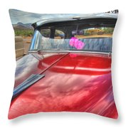 Chevy Classic Throw Pillow