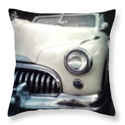 Chevy Doughboy Throw Pillow