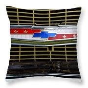 Chevy Emblem Throw Pillow