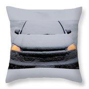 Chevy Equinox Throw Pillow