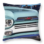 Chevy Truck Throw Pillow