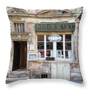 Chez Tanesy Throw Pillow