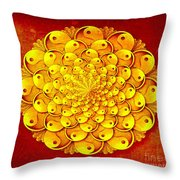 Chi Throw Pillow