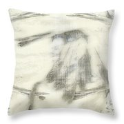 Chief Dreams Throw Pillow