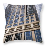 Chifley Tower Officce Building In Sydney Throw Pillow