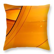 Chihuly Baskets Throw Pillow