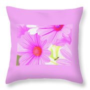 Childhood Innocence Throw Pillow