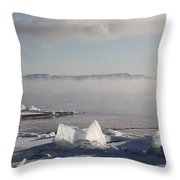 Chilly Giant Throw Pillow
