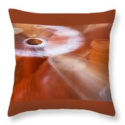 Chimineas #2 Throw Pillow by Stuart Litoff