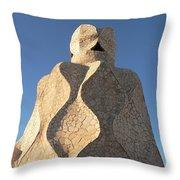Xemeneia Throw Pillow