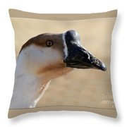 Chinese Watchdog 2 Throw Pillow
