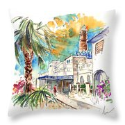 Chipiona Spain 05 Throw Pillow