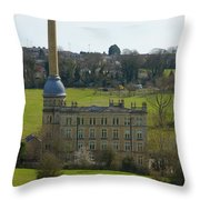 Chipping Norton Bliss Mill Throw Pillow