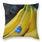 Chiquita Throw Pillow