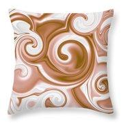 Chocolate Milk Take 2 Throw Pillow