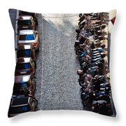 Choose The Right Side Throw Pillow