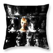 Chosen - Limited Edition Throw Pillow