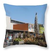 Christchurch Restart Throw Pillow