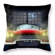 Christine Throw Pillow